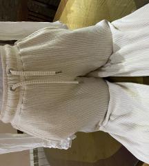 Pantalone Bershka Visok struk