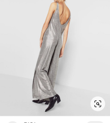 Zara kombinezon Silver S