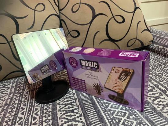 Magic Makeup Mirror