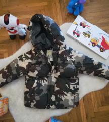 Zara jakna za decake