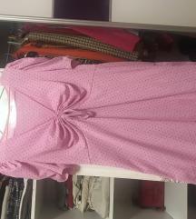 Roze haljinica L