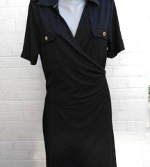 TOMMY HILFIGER savrsena haljina kosulja L