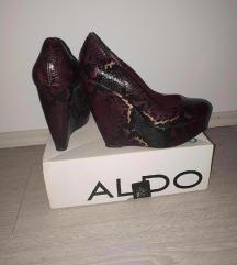 Aldo zmijske platforme broj 40 kao nove