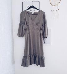 Etam siva haljina