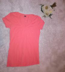 G STAR RAW narandzasto-roze majica