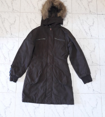Dugačka zimska jakna S