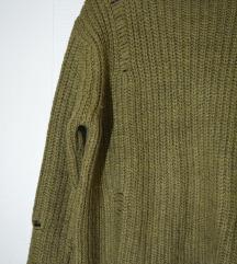 New Yorker oversized rolka knitwear