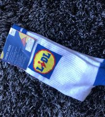 Lidlove hit duge čarape 39-42