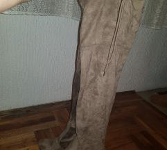 Čizme preko kolena + poklon