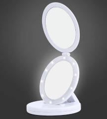 Led ogledalo za sminkanje
