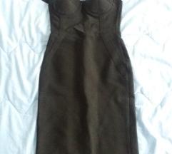 Herve leger crna haljina