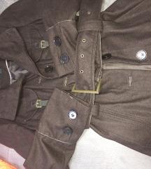 Zara kaput jakna