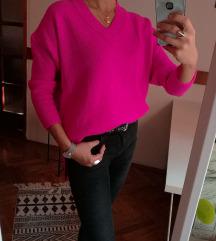 Pink dzemper NOVO