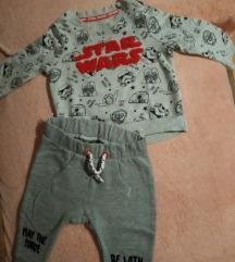Star wars komplet za bebe