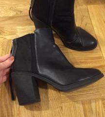 Crne H&M cizme