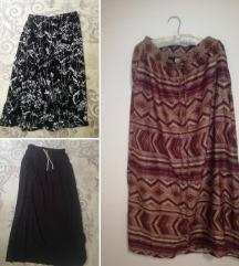 Tri nenosene suknje za 1000 💃