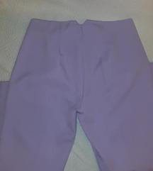 Zarin model pantalona NOVO SA ETIKETOM lila REZ