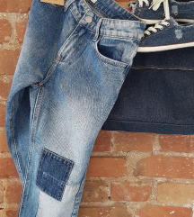 Studio 22 mom fit jeans, SA ETIKETOM