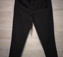 ZARA high waist paperbag pantalone