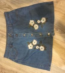 NOVO | Teksas suknja