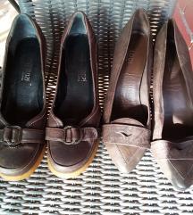 Dva para koznih cipela,40 br