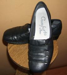 RIEKER Comforto kožne cipele  kao nove