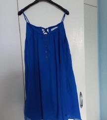 ONLY plava haljina! NOVO