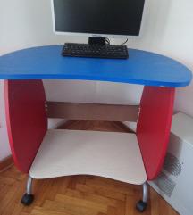 ugaoni kompjuterski sto
