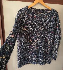 Višebojni džemper, nenošeno