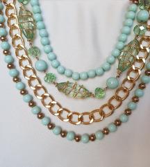 Četvorodelna ogrlica