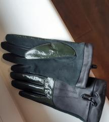 H&M studio kolekcija kozne rukavice