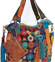 Nova torba od prirodne koze RUCNO radjena