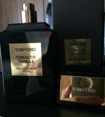 Dekantujem Tom Ford Tobacco Vanille NAJPOVOLJNIJE