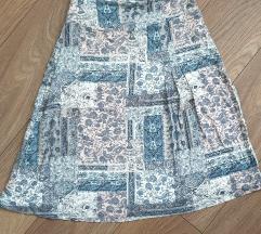 Tom Tailor fantasticna suknja XS