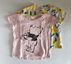 H&M set majica za devojcice
