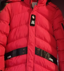 Zimska topla jakna