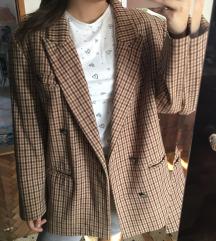 Kao nov Vintage kaput/sako