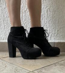 Štikle čizme