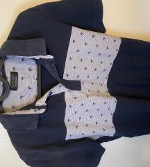 Muška majica sa kragnom zara