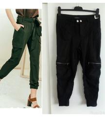Teranova pantalone sa dzepovima
