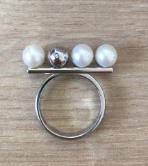 SNIŽENJE / Srebrni prsten Morellato