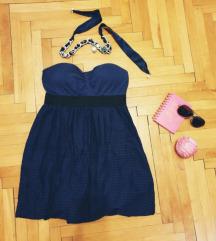 Tally Weijl plava haljinica
