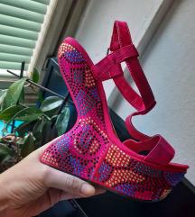 Sandale kopita br.38 cirkoni