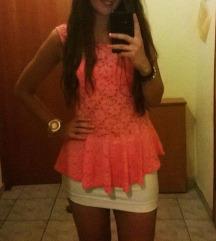 Roze bluzica