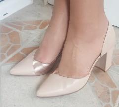 LAZZARINI Italy kozne cipele potpuno NOVE