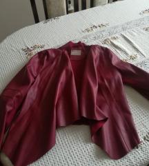 ORSAY bordo ekokoza jakna