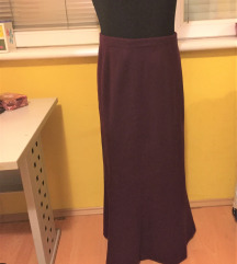 Papaya  vunena suknja A kroja  + postava