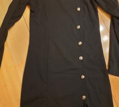 Crna kratka haljina POPUST (1500,00)