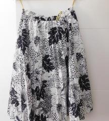 Lindeks suknja A kroja