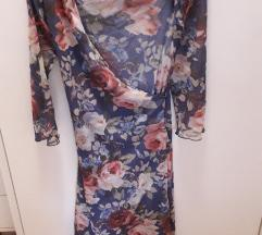 Svecana haljina na cvetice